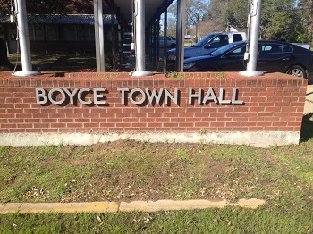 Boyce Mayor