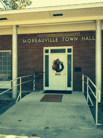 Moreauville Police Department Image